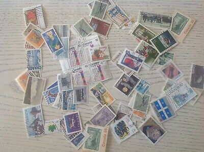 65 Commemorative, Christmas And Scarce Definitives - Used And Off Paper