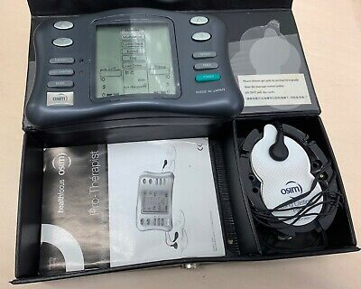 Osim Pro Therapist Massager Os 205 Electro Stimulator System