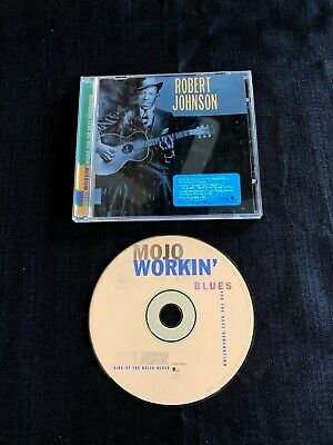 ROBERT JOHNSON KING OF THE DELTA BLUES The Complete Recordings CD