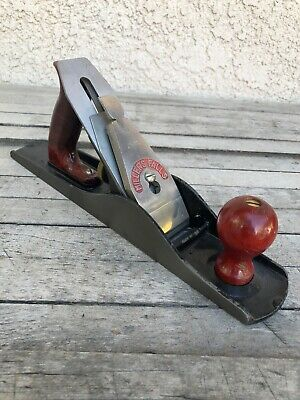 Vintage  MILLERS FALLS #14 Hand Plane MADE IN USA