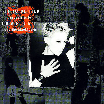 Fit to Be Tied, Joan Jett & The Blackhearts, Good Original recording remastered,