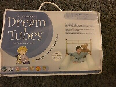 Dream Tubes Junior Bed White Sheet & Guards