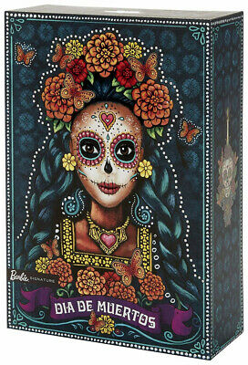 BARBIE Dia De Los Muertos - Day of The Dead Doll Brand New IN STOCK! SHIPS ASAP
