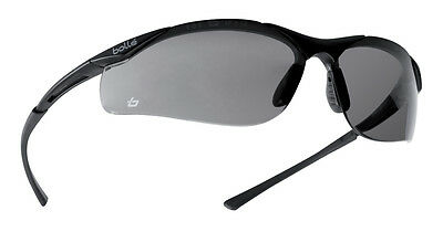 BOLLE Contour SMOKE Lens Safety Cycling Ski Sunglasses NEW SEALED + BOLLE POUCH