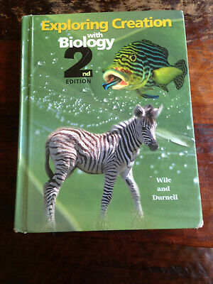 Homeschool Curriculum Exploring Creation with Biology, 2nd Edition w/ Test Bank
