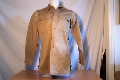 W.w. 2 U.s. Army Uniform Shirt Dated 7/1945  Hardly Used Condition.