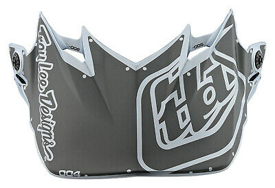 Troy Lee Designs 2020 Replacement SE4 Visor Factory Silver