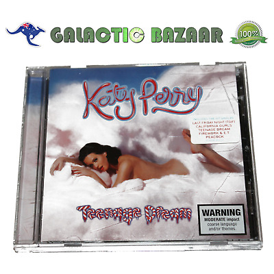 Katy Perry - Teenage Dream VIRGIN RECORDS - Complete - Disc Excellent Condition