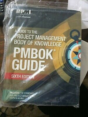 New! Guide to the Project Management Body of Knowledge [PMBOK Guide]6th Edition