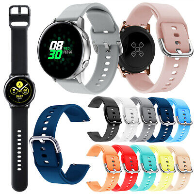 Strap Quick Release Replacement Watch Band For Samsung Galaxy Watch Active 42mm