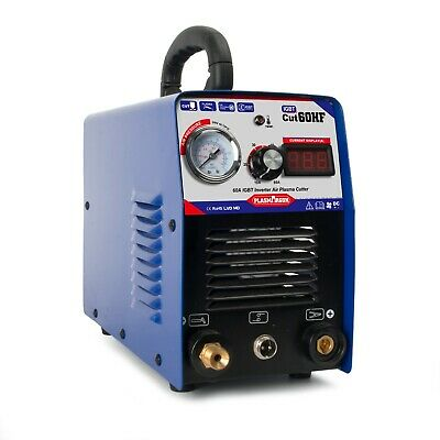 Air Plasma Cutter Machine 60A IGBT AG60 TORCHES Inverter PLASMA CUTTING 240V