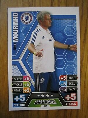 Match Attax 2013/14 PL base cards - Chelsea x 17