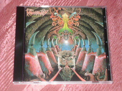 "Monstrosity ""Imperial Doom"" (1992) CD Obituary,Cannibal Corpse,Death"
