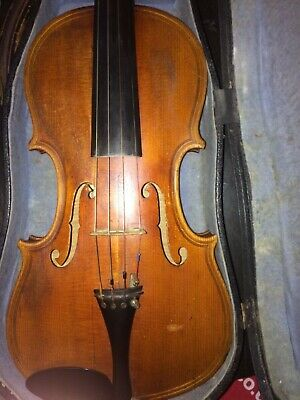 Violin antique 4/4 with old Lupot label