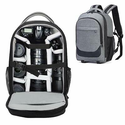 Camera Backpack SLR DSLR Camera Bag for Sony Canon Nikon Olympus Lens Organizer