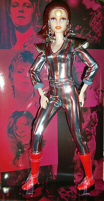 2019 David Bowie Barbie NRFB