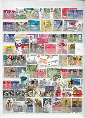 Great Britain Stamps (7890)