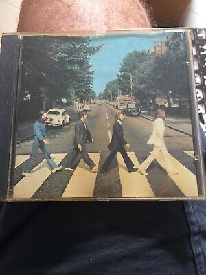 The Beatles – Abbey Road cd album  1987 First Cd Issue?