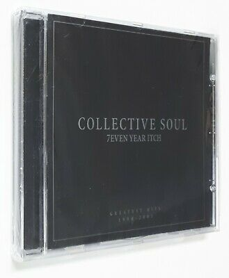 Collective Soul - 7Even Year Itch: Greatest Hits 1994-2001 CD - 2001 - New