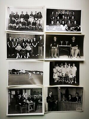 Pressed Steel Fisher Sports & Social Club Photographs