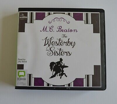 The Westerby Sisters - M.C. Beaton - Audiobook - 6CDs