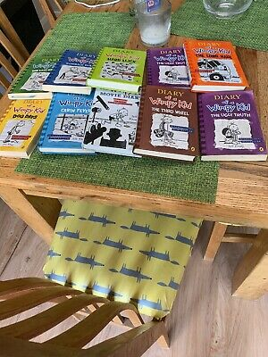 10 Diary Of wimpy Kid Books