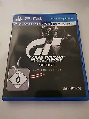 Gran Turismo Sport Ps4 Playstation One Day Edition