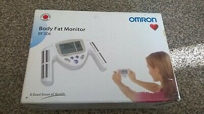Omron Body Fat Monitor BF306 - Hand Held- brand new.