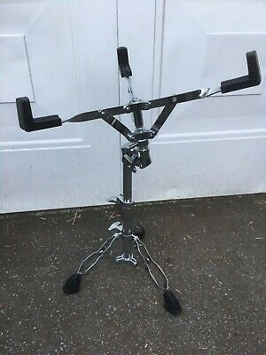 Mapex Snare Drum Stand, heavy duty, double braced.