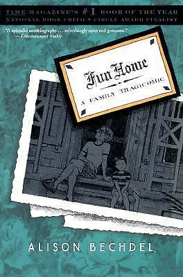 Fun Home : A Family Tragicomic by Alison Bechdel (2007, Paperback)