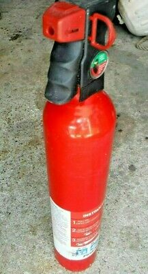 Type A B C First Alert 2.75 Pound Non-Refillable Multi-Purpose Fire Extinguisher