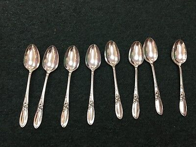 """White Orchid by Community Plate Silverplate Jelly Server 6 1//8/"""""""