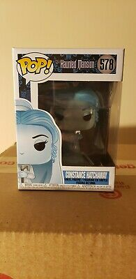 Funko POP! 578 Disney Haunted Mansion Constance Hatchaway 578 w/ Protector - NEW