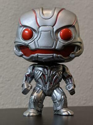 Funko Pop Marvel Avengers 2015 Summer Convention Grinning Ultron Chase 83 Loose