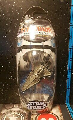 Star Wars Titanium Series: Imperial Attack Cruiser Vehicle+