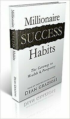 Millionaire Success Habits, Dean Graziosi, Good Book