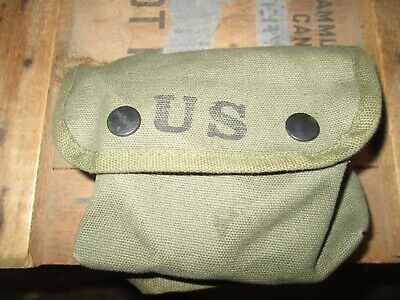WWII WW2 JUNGLE FIRST AID POUCH MEDIC US MARINES US ARMY USMC repro
