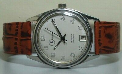 Superb Vintage Kaltron Winding Wrist Watch Old r708 Used Antique