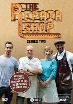 The Repair Shop Season 2 Series Two Second (Jay Blades Steven Fletcher) New DVD