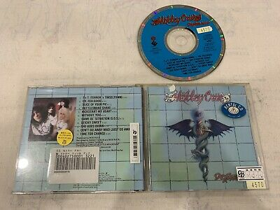 Motley Crue - Dr. Feelgood Japan CD (22P2-2784)