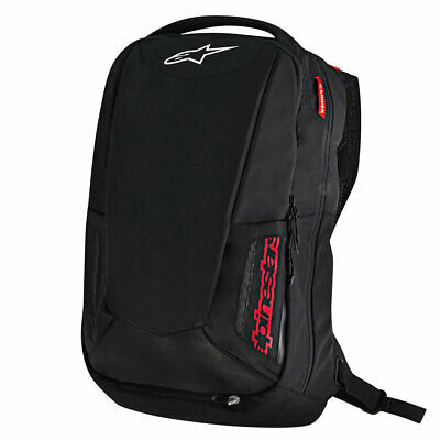 #c Alpinestars City Hunter Backpack Black/Red