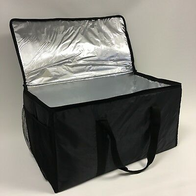 Extra Large Insulated Catering Cool Bag Events Bags Delivery Food Storage C81