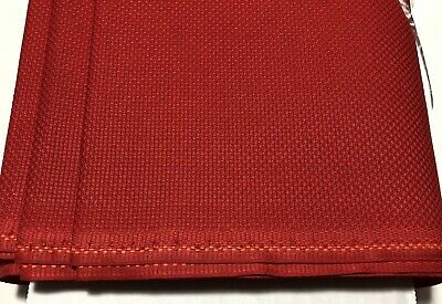 14ct - 14 count Zweigart Red Aida Cloth - Choose your size