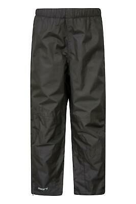 Mountain Warehouse Boys Breathable Overtrousers with Elasticated Waist