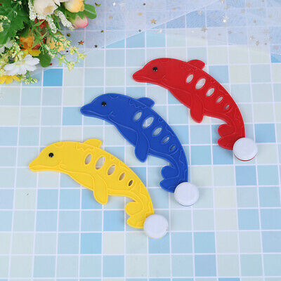 3PCs/Set Underwater Swim Pool Diving Toys Summer Swimming Dive Toys Dolphin~GN