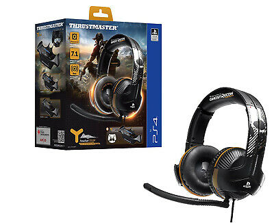 Auriculares THRUSTMASTER Y-350P GHOST RECOND WILDLANDS EDITION, Compatibles PS4