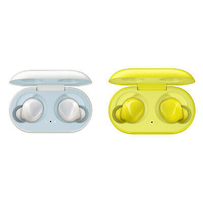 Samsung Galaxy Buds SM-R170 Wireless Bluetooth In-Ear Headphone - White/Yellow