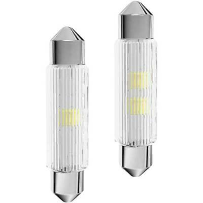 Signal Construct Ampoule navette LED S8.5 blanc chaud 12 V/AC, 12 V/DC 17.4 lm
