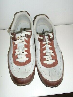 TIMBERLAND EARTHKEEPERS GREELEY Mens Leather Shoes Trainers