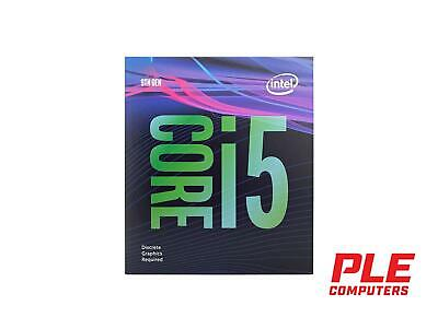 Intel Core i5 9400F 2.9GHz Coffee Lake R 6 Core 6 Thread LGA1151-CL - No iGPU..